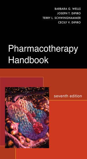 Sổ tay Dược lý trị liệu lâm sàng 7e