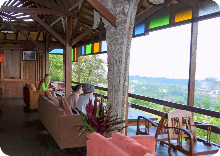 Lisung Cafe & Resto Bandung