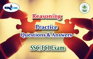 Practice Reasoning Questions with answer