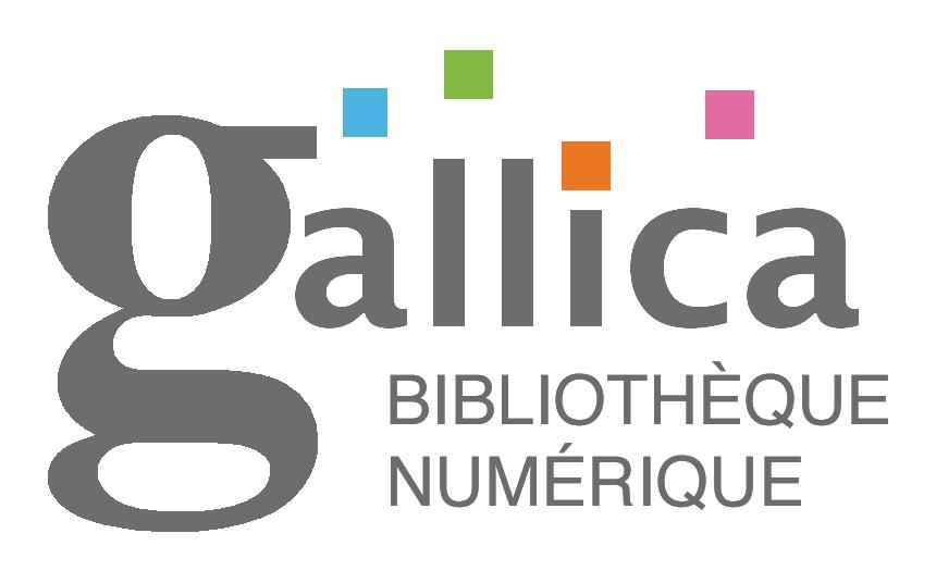 Gallica • Bibliothèque Numérique