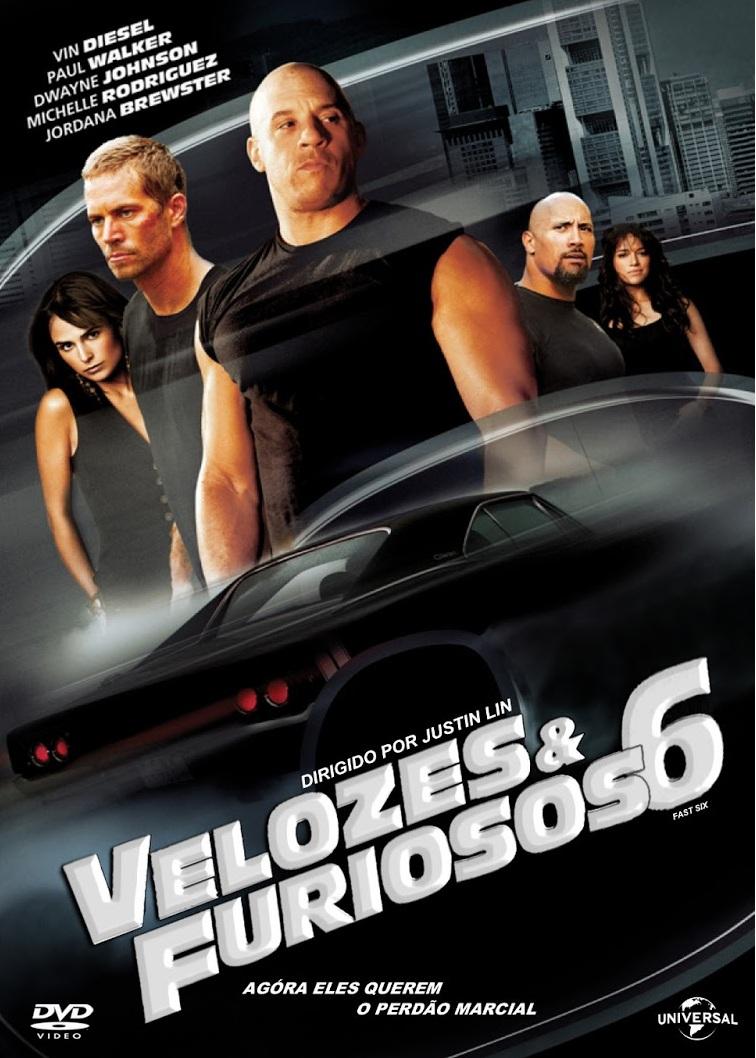 Velozes e Furiosos 6 – Dublado (2013)