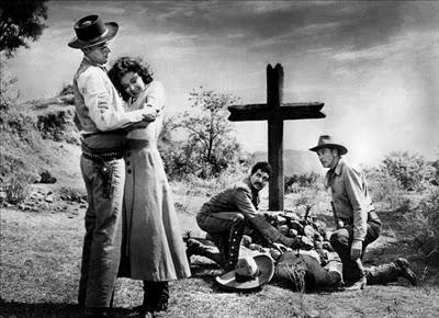 Far west el jard n del diablo 1954 for Jardines del diablo