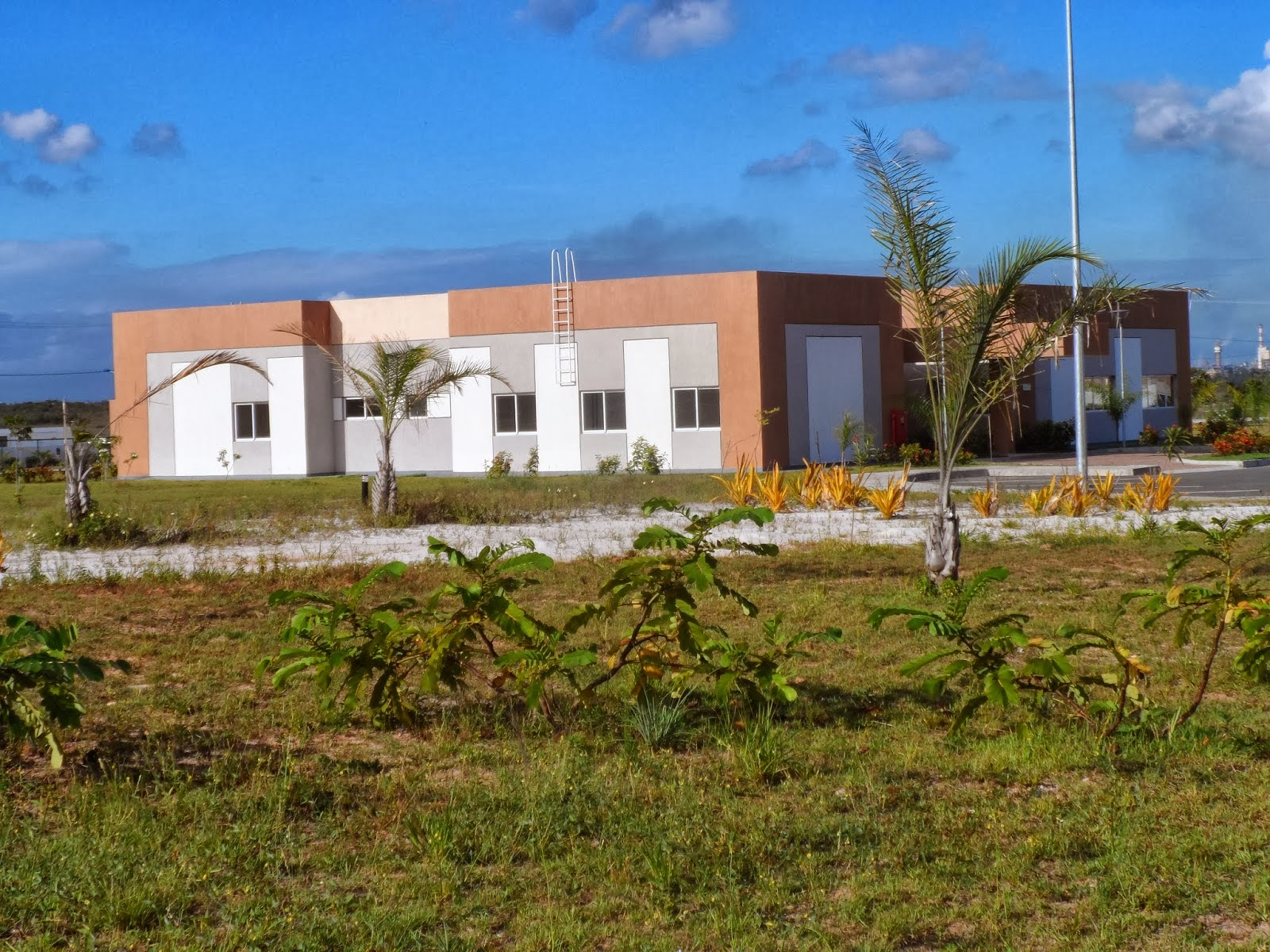 Cidade Tricolor -  O novo centro de treinamento do Bahia