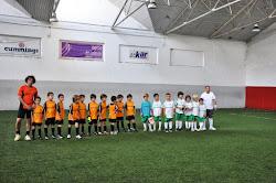 1º jogo internacional - CD Alcobendas