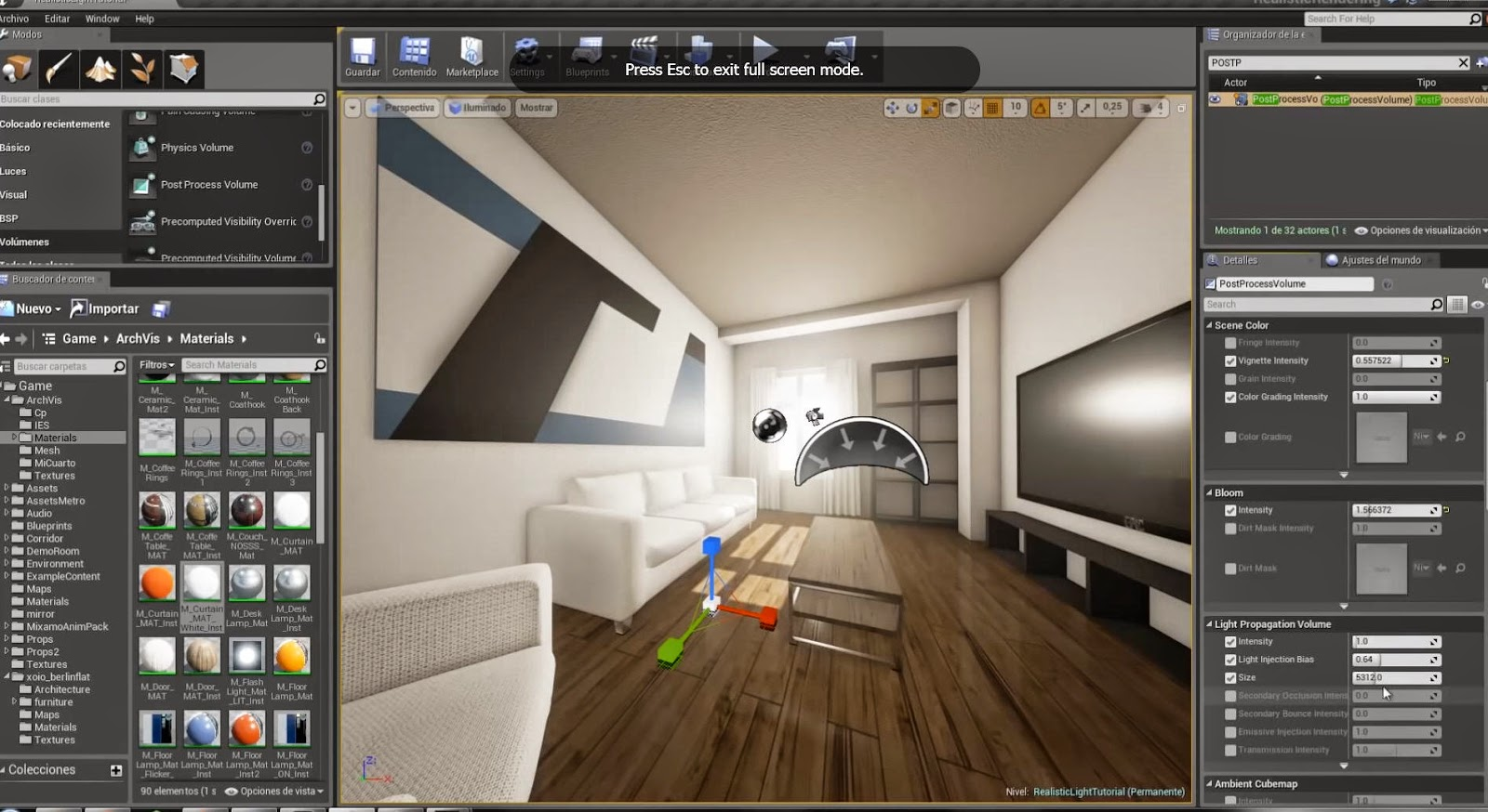 unreal engine how to create