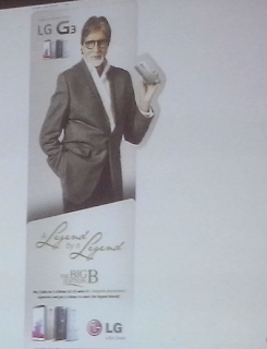 The Big B Edition LG G3