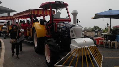 Trak Train Bukit Melawati