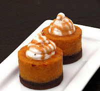 Pumpkin Cheesecake by Bakers Royale