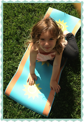 the little yoga mat review