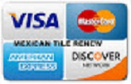 MEXICAN TILE RENEW WE ACCEPT ALL MAJOR CREDIT CARDS