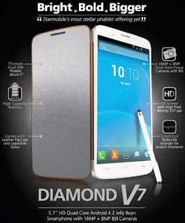 Starmobile Diamond V7