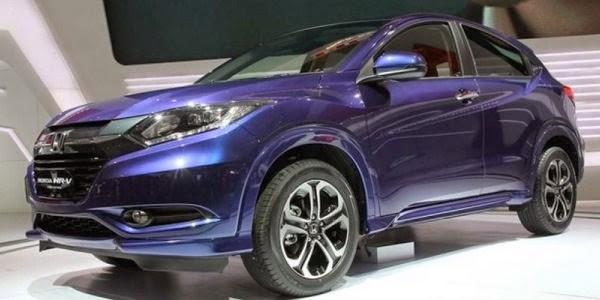 Daftar Harga Honda HR-V di Indonesia