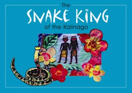 Book - The Snake King of the Kalinago
