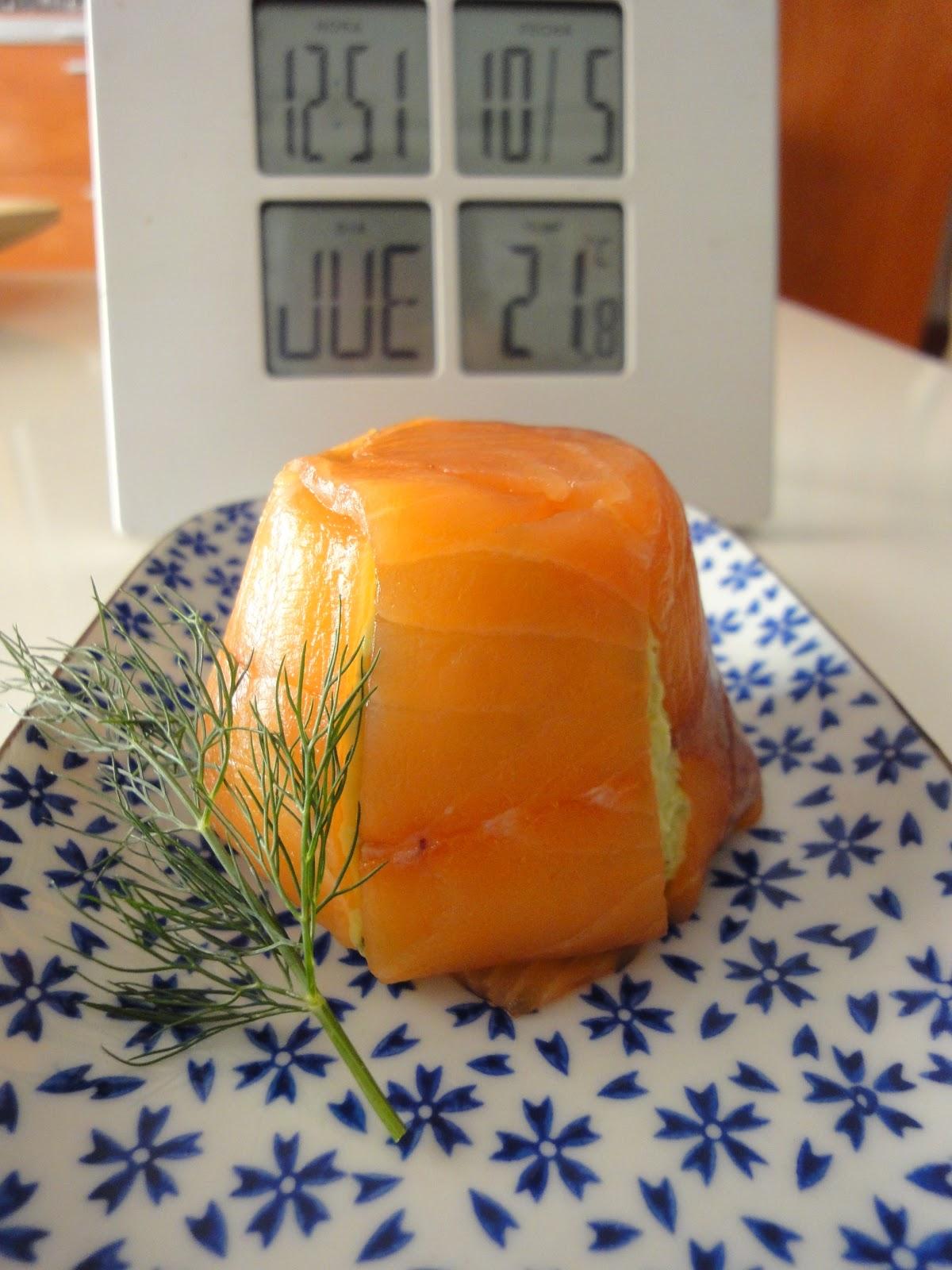 Clases de cocina zaragoza salm n ahumado con crema de - Cursos de cocina zaragoza ...