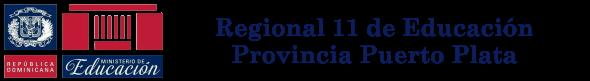 Regional 11 de Educación - Puerto Plata