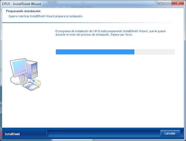 Opus 2014 Instalar Actualización (Revisión)