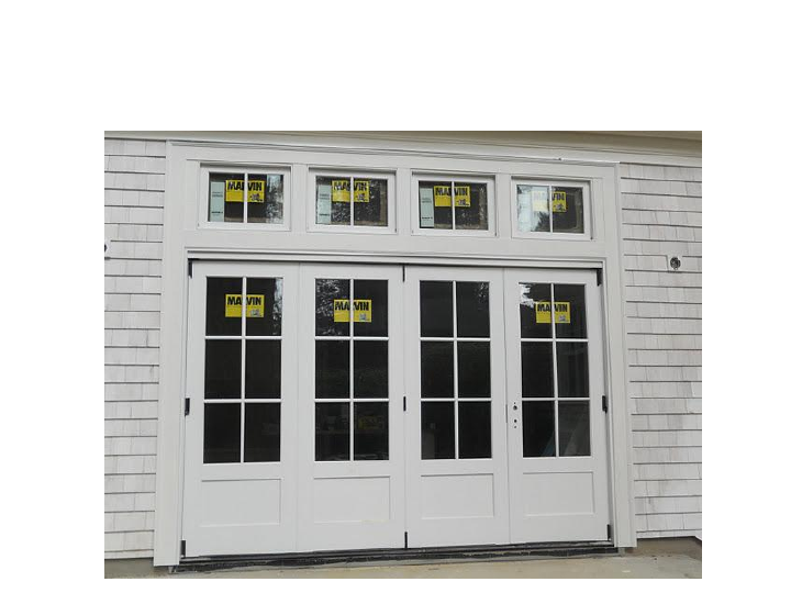 Marvin 4 Panel Exterior Sliding Door 720 x 540