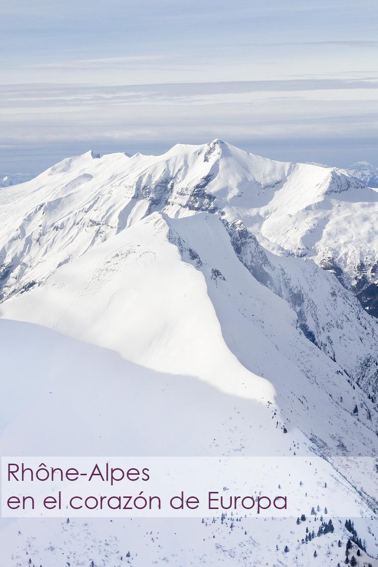 rhone+alpes Rhône Alpes, en el corazón de Europa