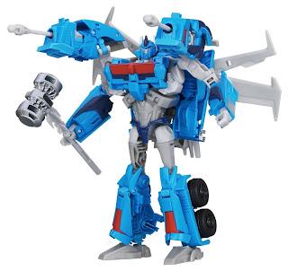 Hasbro Transformers Prime Beast Hunters Ultra Magnus figure