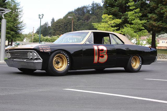 Karznshit 67 Chevrolet Smokey Yunick Nascar Chevelle