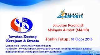Malaysia Airport (MAHB)