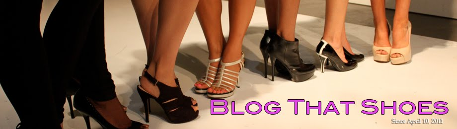 Blog That Shoes
