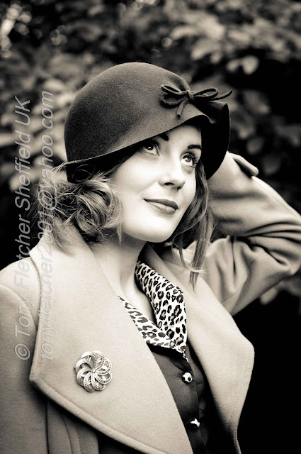 papplewick 1940s re-enactment via lovebirds vintage