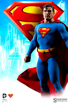 Sideshow Collectibles 1/6 scale DC Comics Superman figure