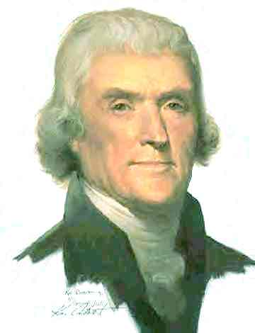 a biography of thomas jefferson the third president of the united states Third president of the united states of america (shadwell, virginia, 1743 - monticello, virginia, 1826) thomas jefferson belonged to the aristocracy of large landowners in the south, position which had been completed by lawyer.