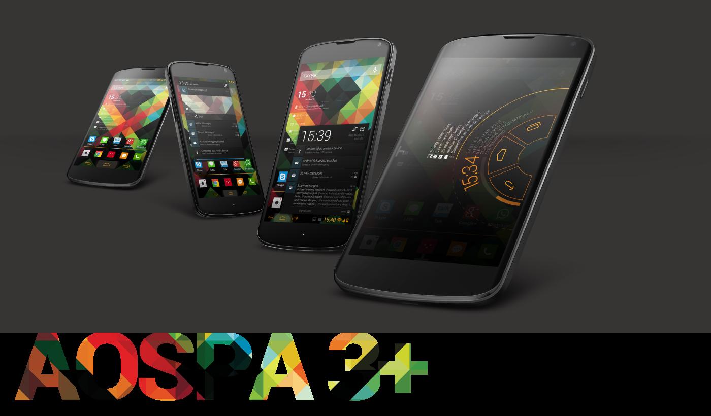 Unofficial AOSPA 3+