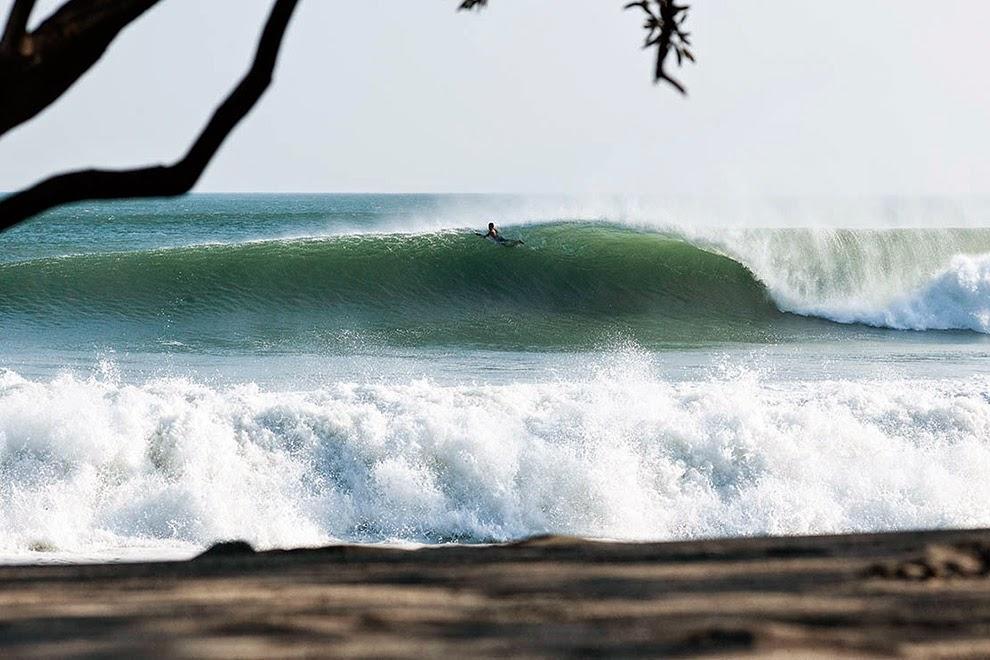 Kanoa Igarashi Mexico Wave