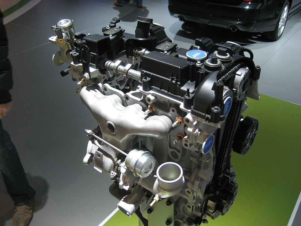 Car Guy S Paradise Ford Ecoboost Engine