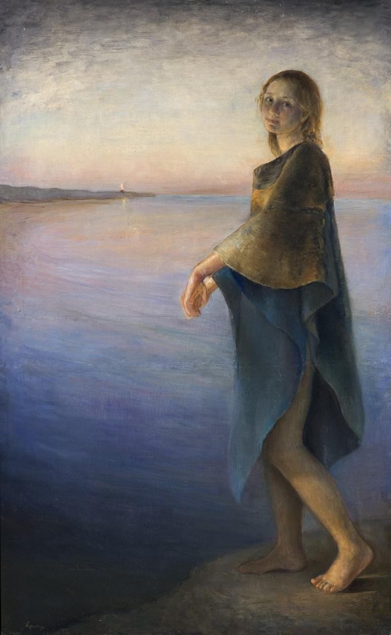 Helene Knoop 1979 | Norwegian Figurative painter
