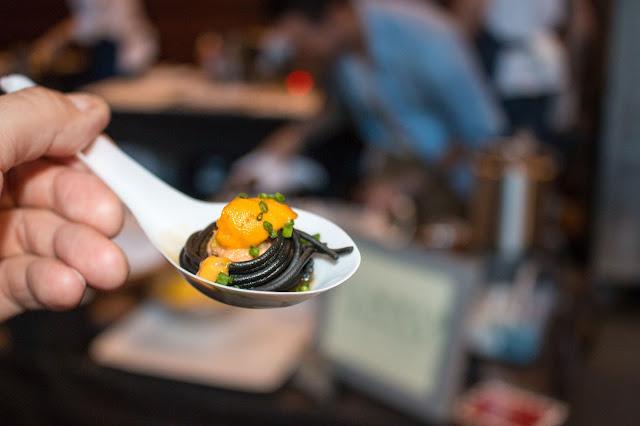 2015 Forbes Under 30 Summit Food Festival - Chef Jeff Mahin