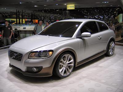 Volvo C30 Concept Car