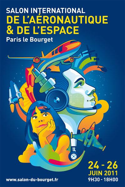 Pn hebdo 49e edition du salon du bourget for Salon de l invention paris