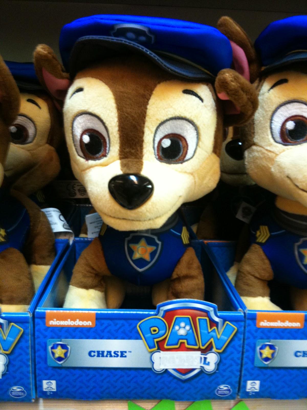 Arcobaleno blu nuovi personaggi paw patrol