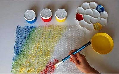 El Arte De Educar Tecnicas De Pinturas