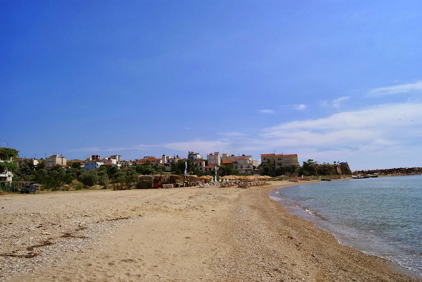 Plaża Skala Marion, Thassos