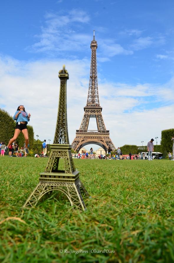 Paris, mais que uma ciadade...