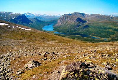 Parque Nacional Jotunheimen - Noruega