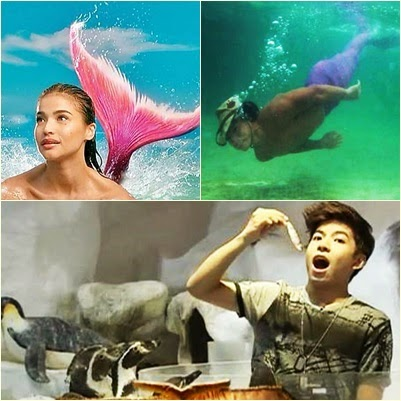 Nash Aguas and Anne Curtis Joins Kuya Kim in Matanglawin 'Under the Sea' Adventure (March 30)