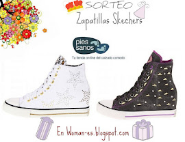 Sorteo Zapatillas Skechers