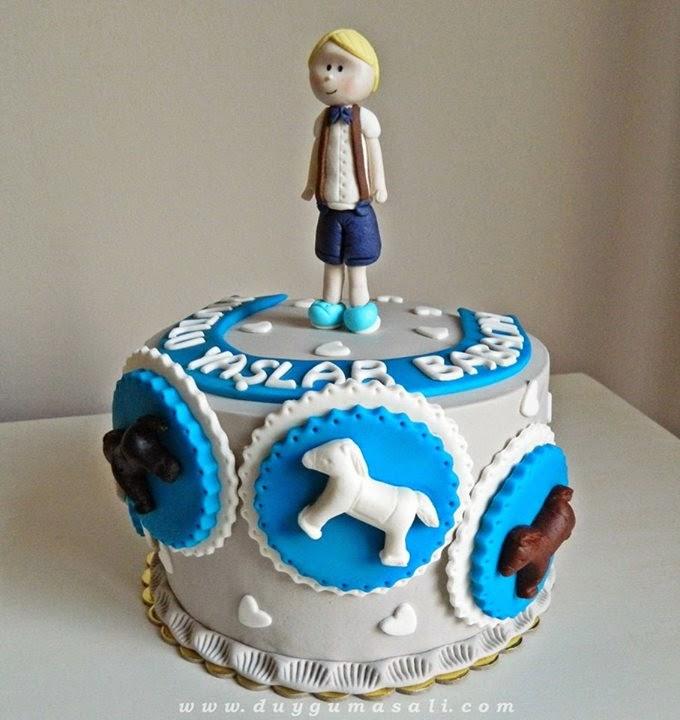 yetişkin butik pasta