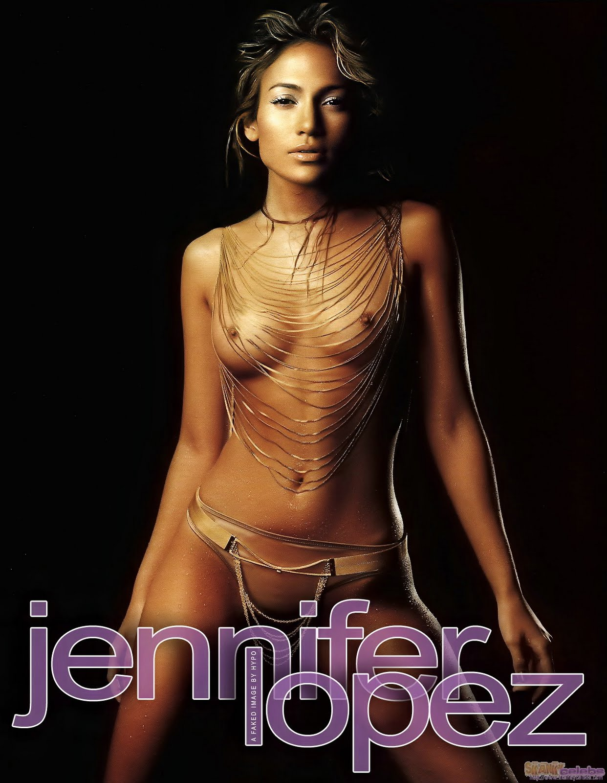Jennifer Lopez Fake