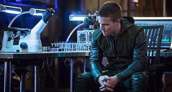 Crítica de Arrow 3x02 - Sara