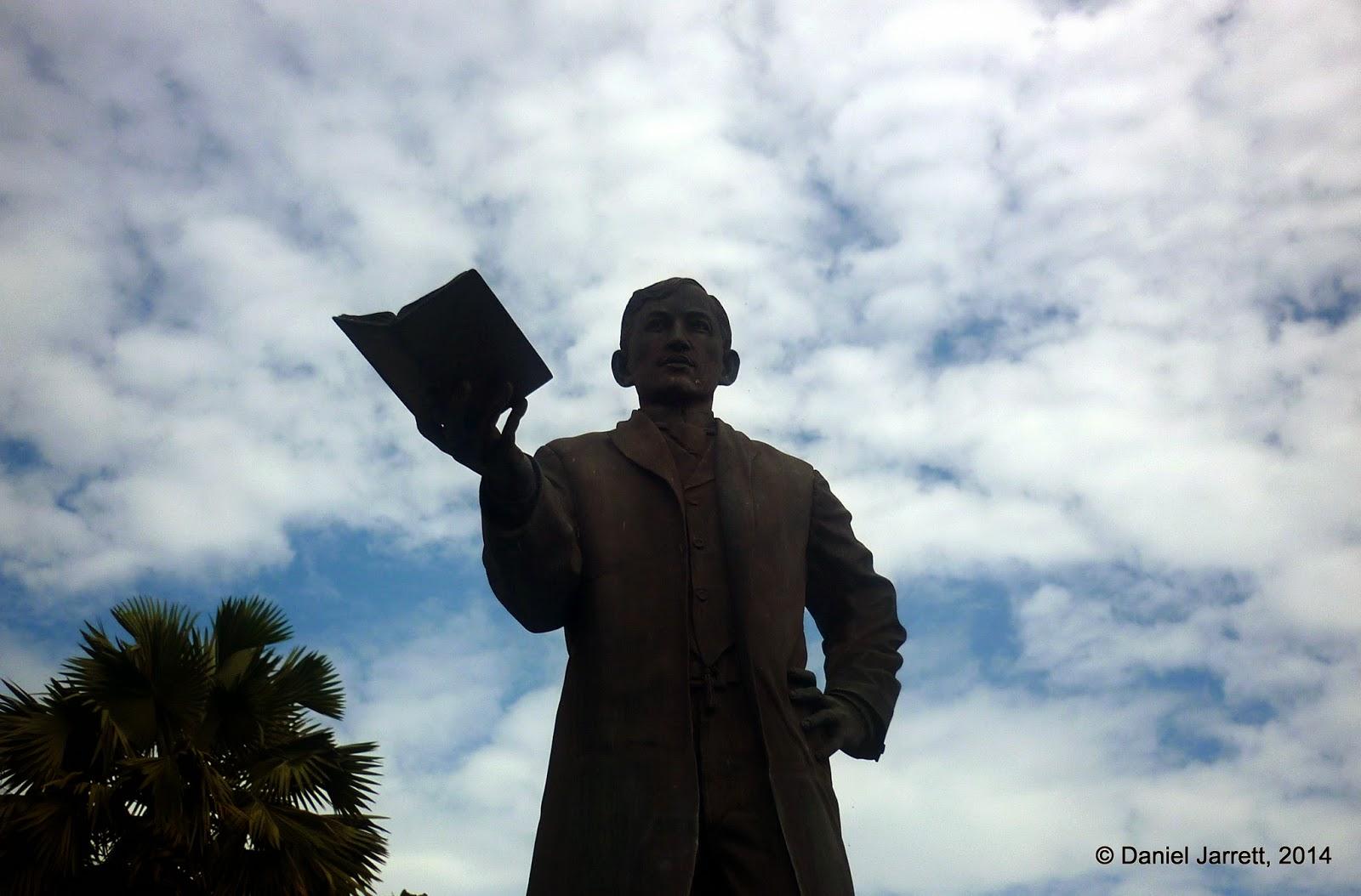 Fort Santiago Dr. Jose Rizal