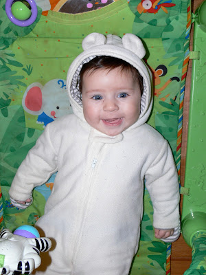 Teddy Bear suits, baby blog