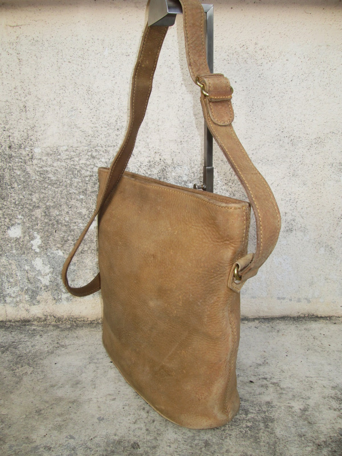 D0rayakeebag Authentic Coach Cowhide Leather Crossbody