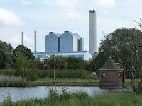 Strom Kraftwerk Hamburg